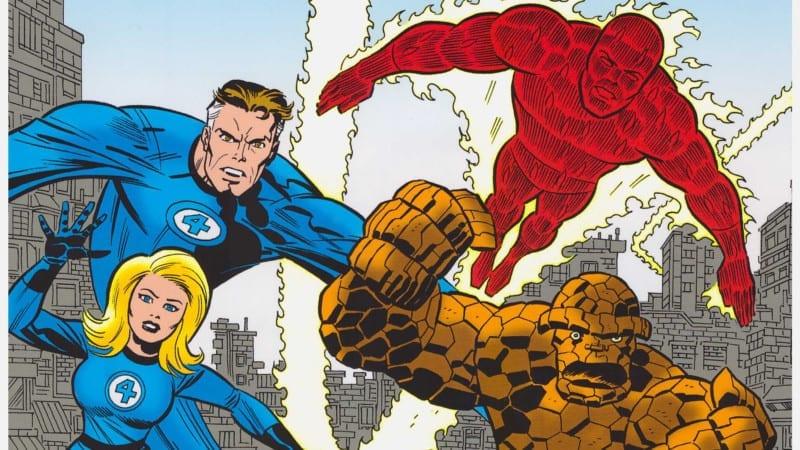 Marvel - a história da editora nos quadrinhos e no cinema