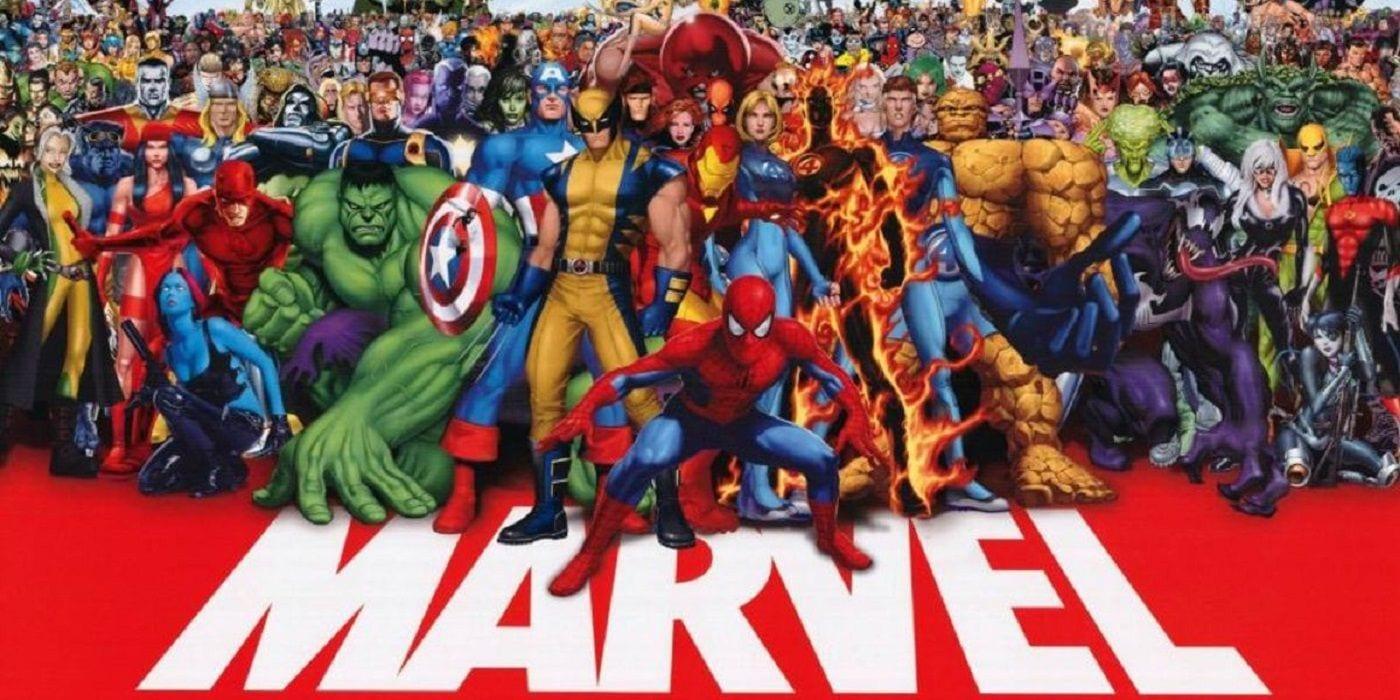 Marvel - História da editora nos quadrinhos e no cinema