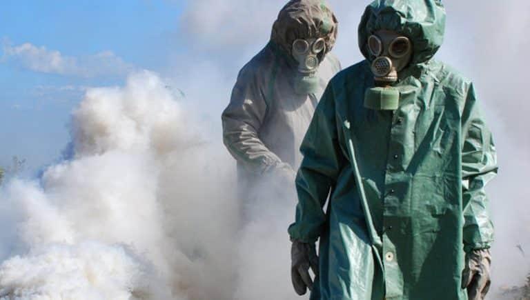 Armas químicas- definição, perigos e ocorrências na história