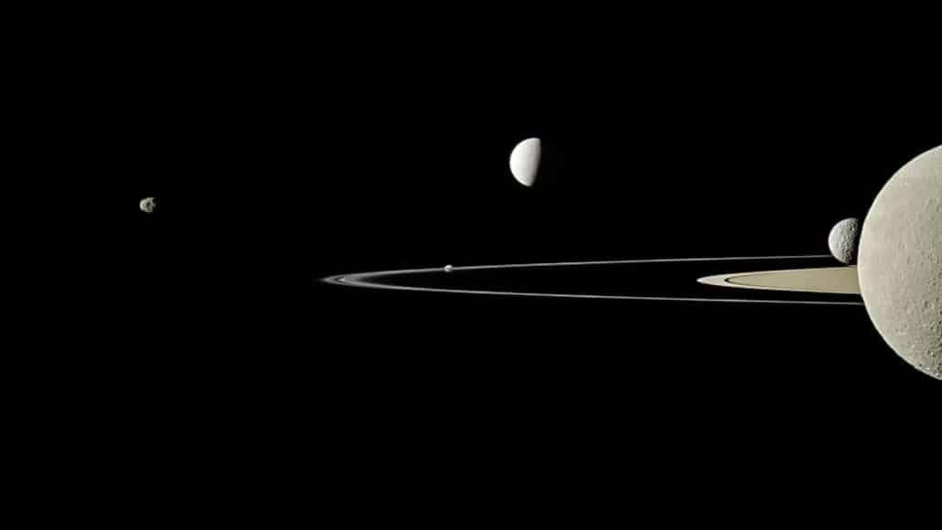Luas de Saturno - Quantas são, novas descobertas e principais satélites