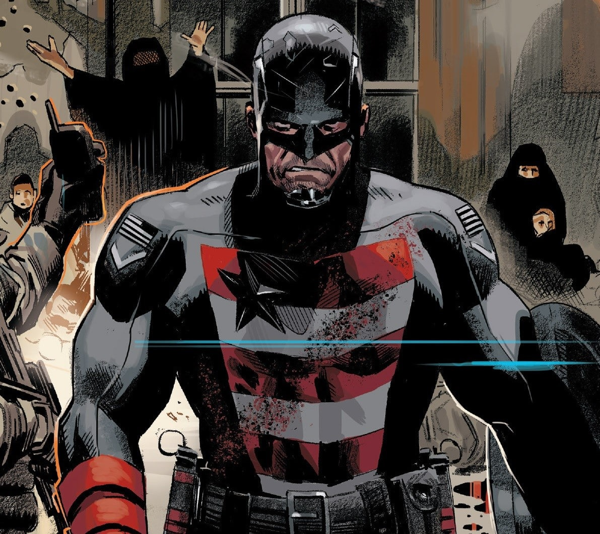Capitão América - origem e história do personagem nos quadrinhos