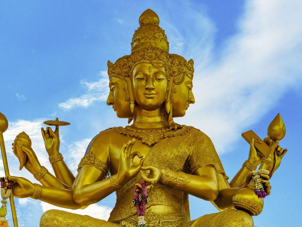 Deus Brahma – História do deus hindu responsável pela criação