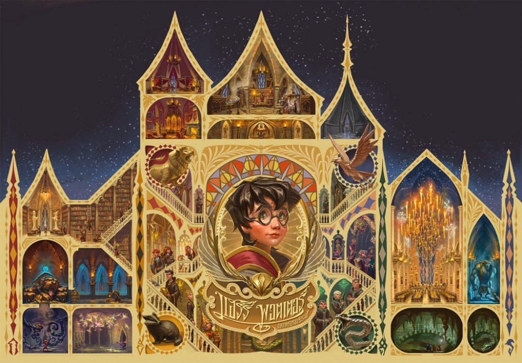 Harry Potter – Origem e eventos do mundo real que inspiraram a história