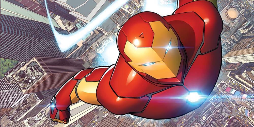 Homem de Ferro – Origem e história do herói no Universo Marvel
