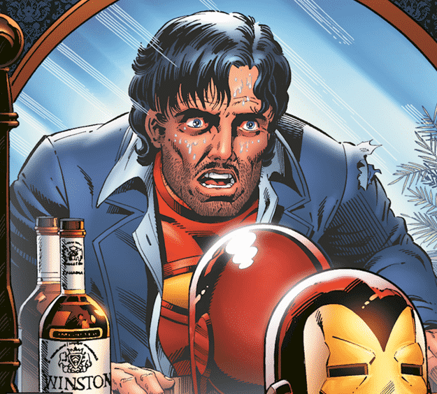 Homem de Ferro - origem e história dentro do Universo Marvel
