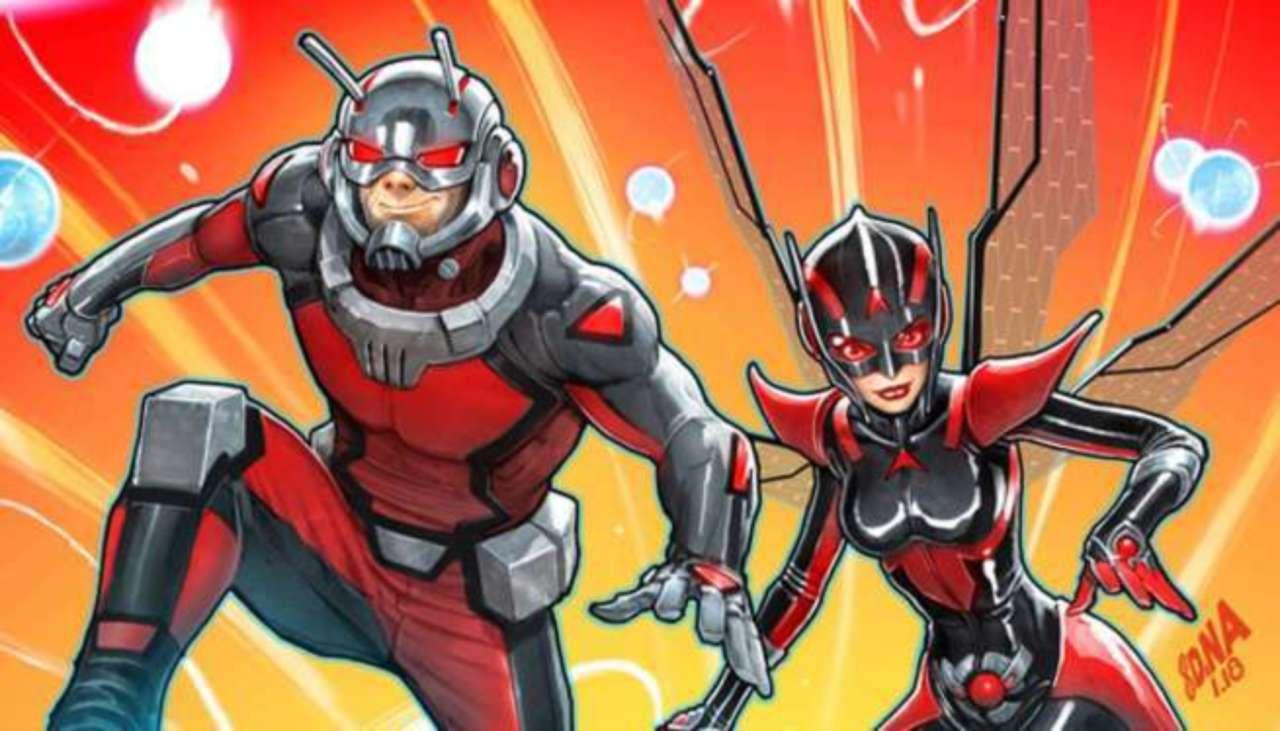 Homem-Formiga - História e diferentes versões do herói da Marvel