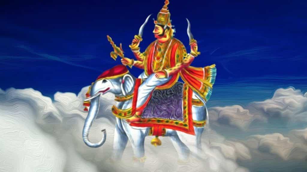 Indra, quem é? História do deus do ar e das estações