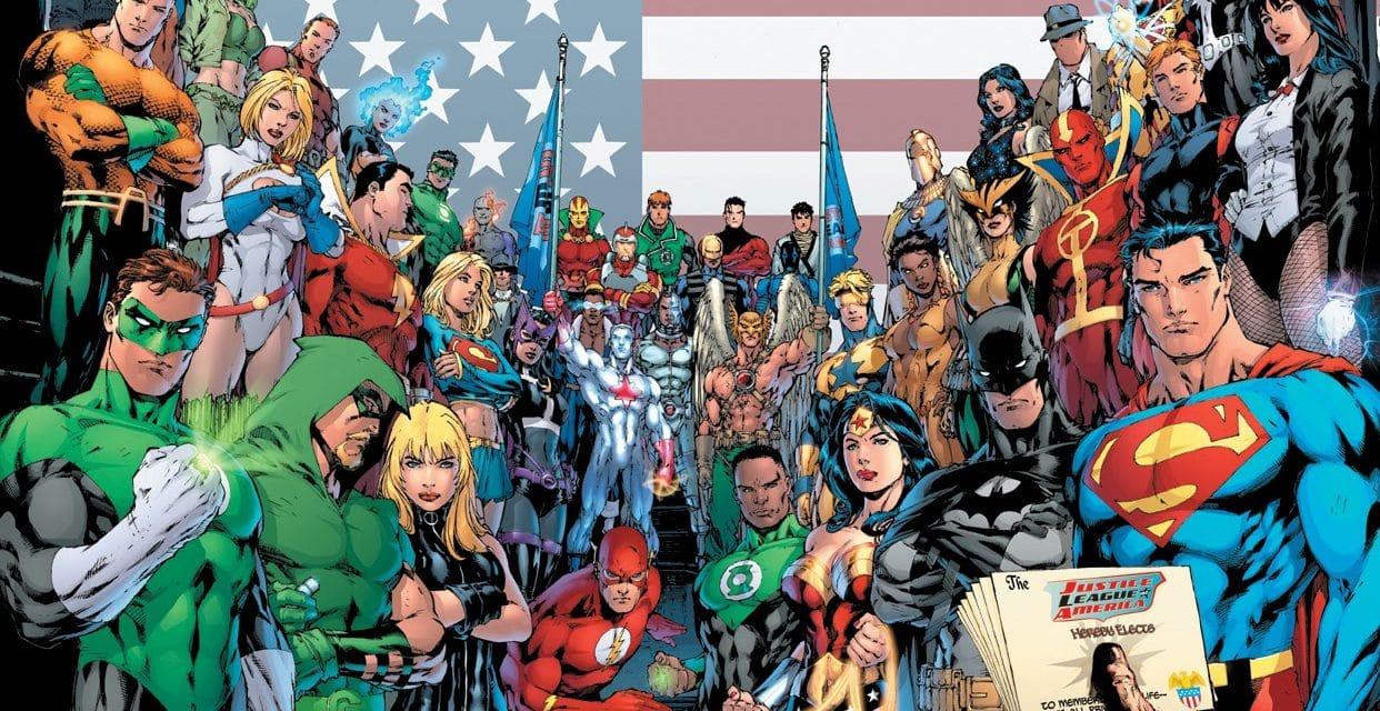 Liga da Justiça - História por trás do principal grupo de heróis da DC