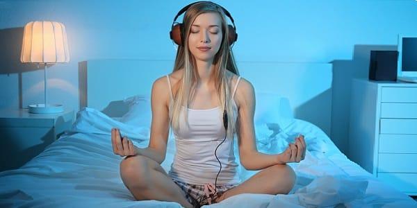 Meditação para dormir - técnicas de relaxamento para melhorar o sono