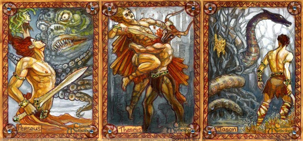Mitologia grega - importância história, principais deuses e criaturas