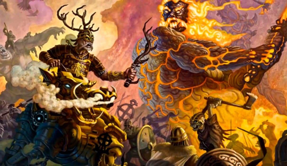 Mitologia nórdica - origem, principais deuses e seres mitológicos