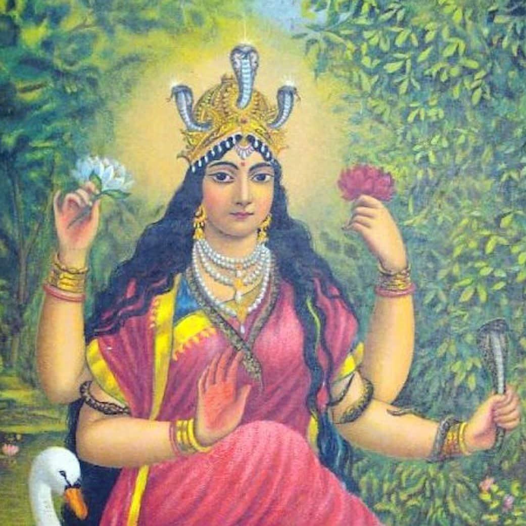 Parvati - Quem foi a deusa do amor e do casamento