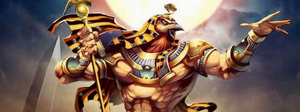 Rá – Origem e mitos por trás do deus egípcio do Sol