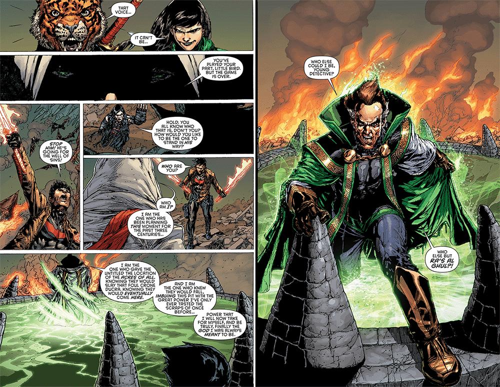 Ra's Al Ghul, quem é? História e imortalidade do inimigo do Batman