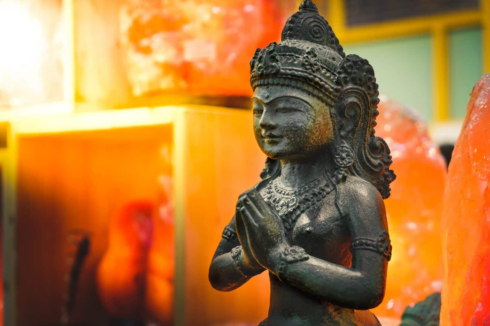 Shakti - a deusa hindu que representa a força de toda a criação