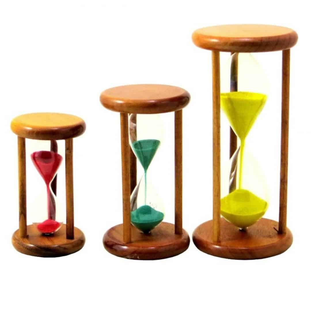 Ampulheta - Conheça mais sobre o modelo de relógio e faça o seu