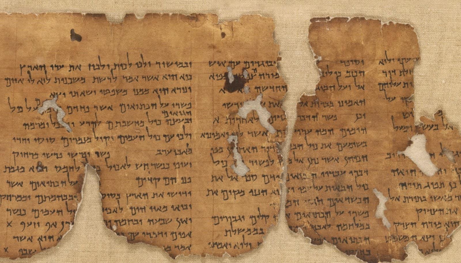 Antigo Testamento - História e origem das escrituras sagradas