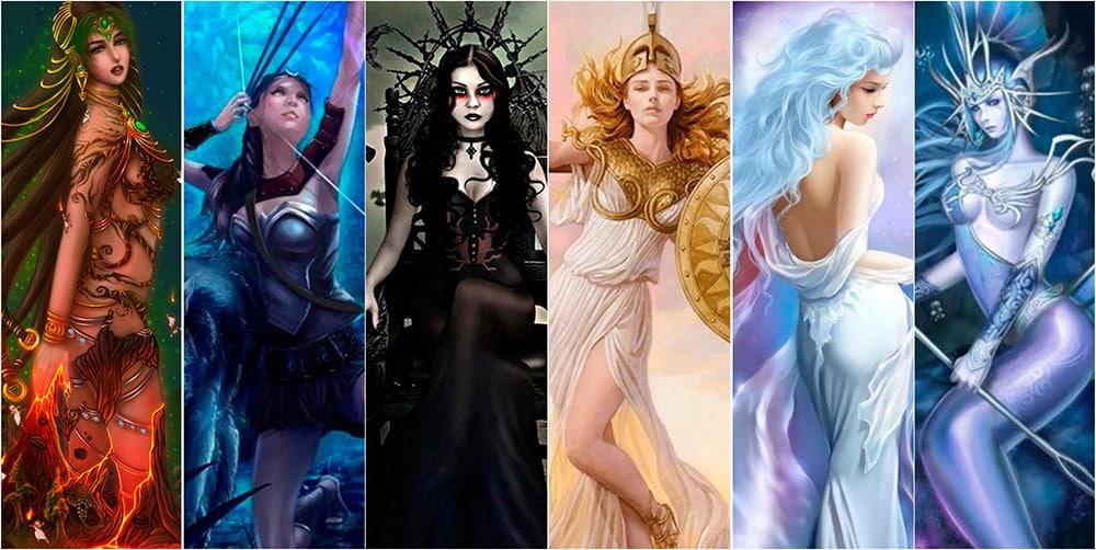 Deusas gregas: guia completo das divindades femininas da Grécia