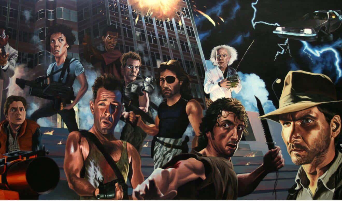 Filmes dos anos 80 - Longas para você conhecer o cinema desse período