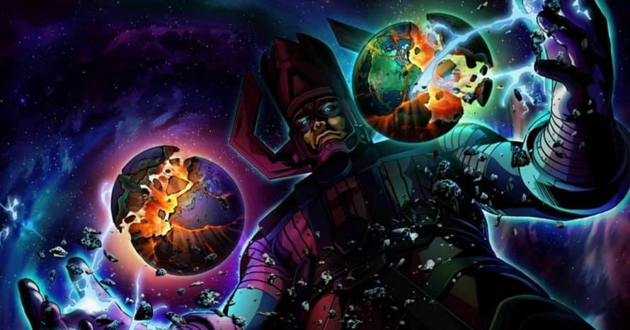 Galactus, quem é? História do devorador de mundos da Marvel