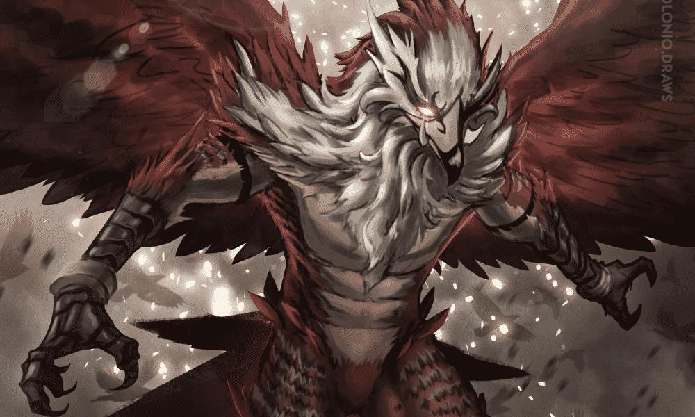 Garuda – Quem foi o homem-pássaro da mitologia hindu