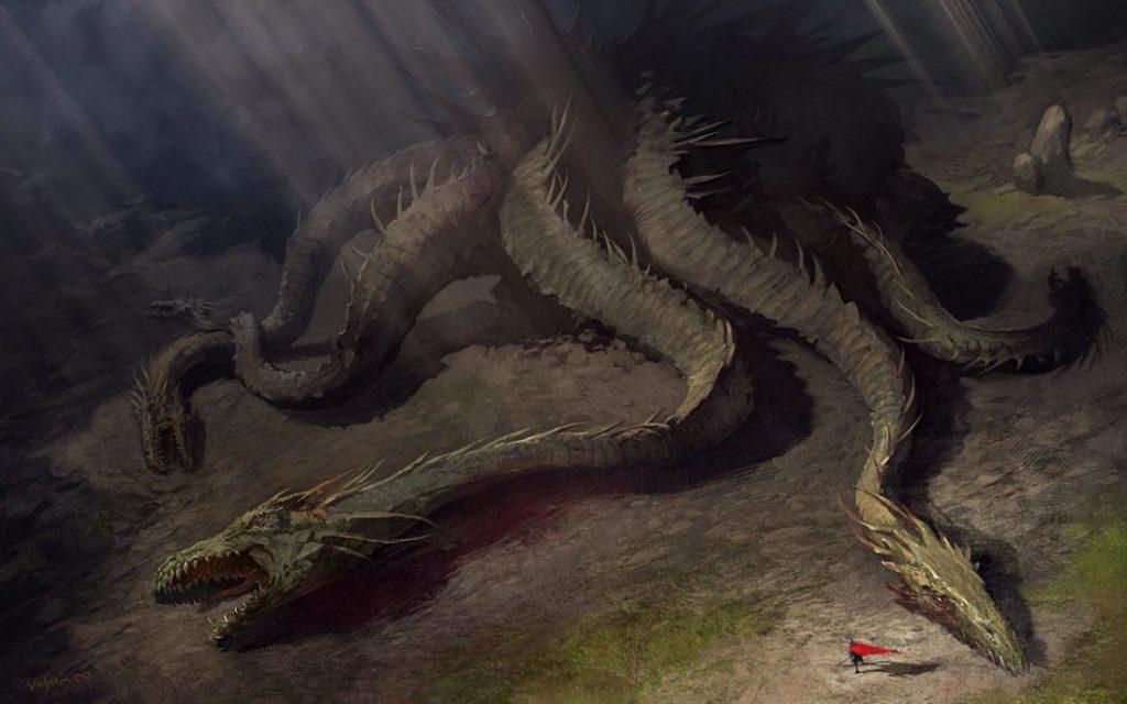Hidra – Origem, história e curiosidades sobre a criatura mitológica