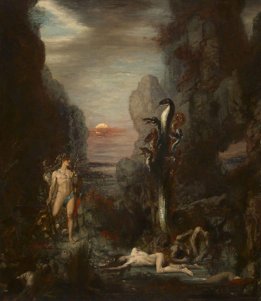 Hidra- Mito e história da criatura mitológica