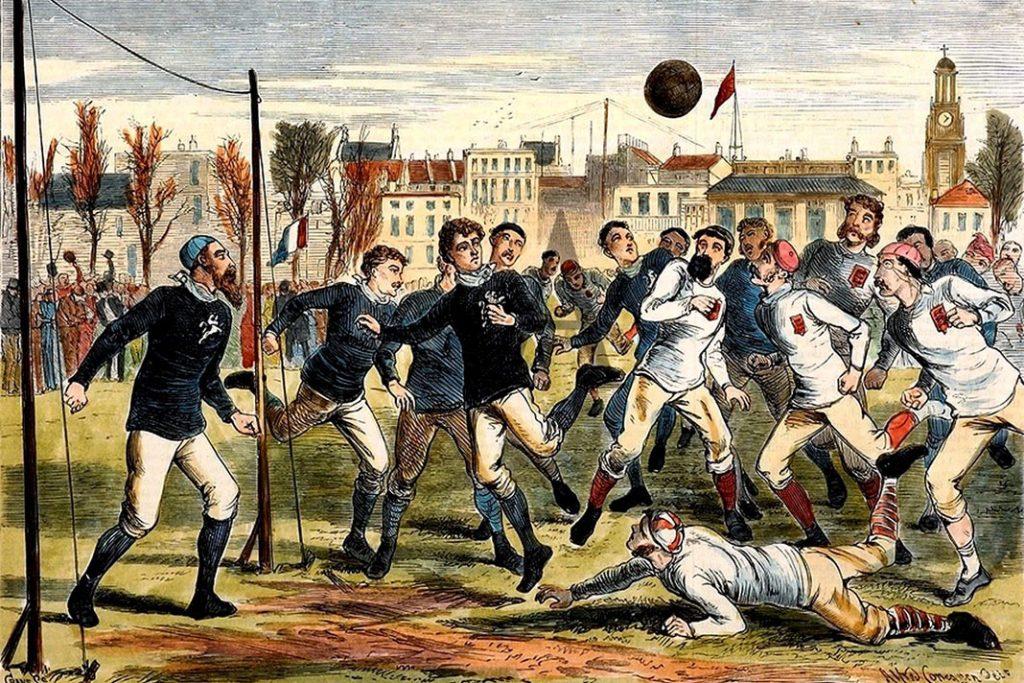 História do Futebol – Como um ritual de guerra se transformou em esporte