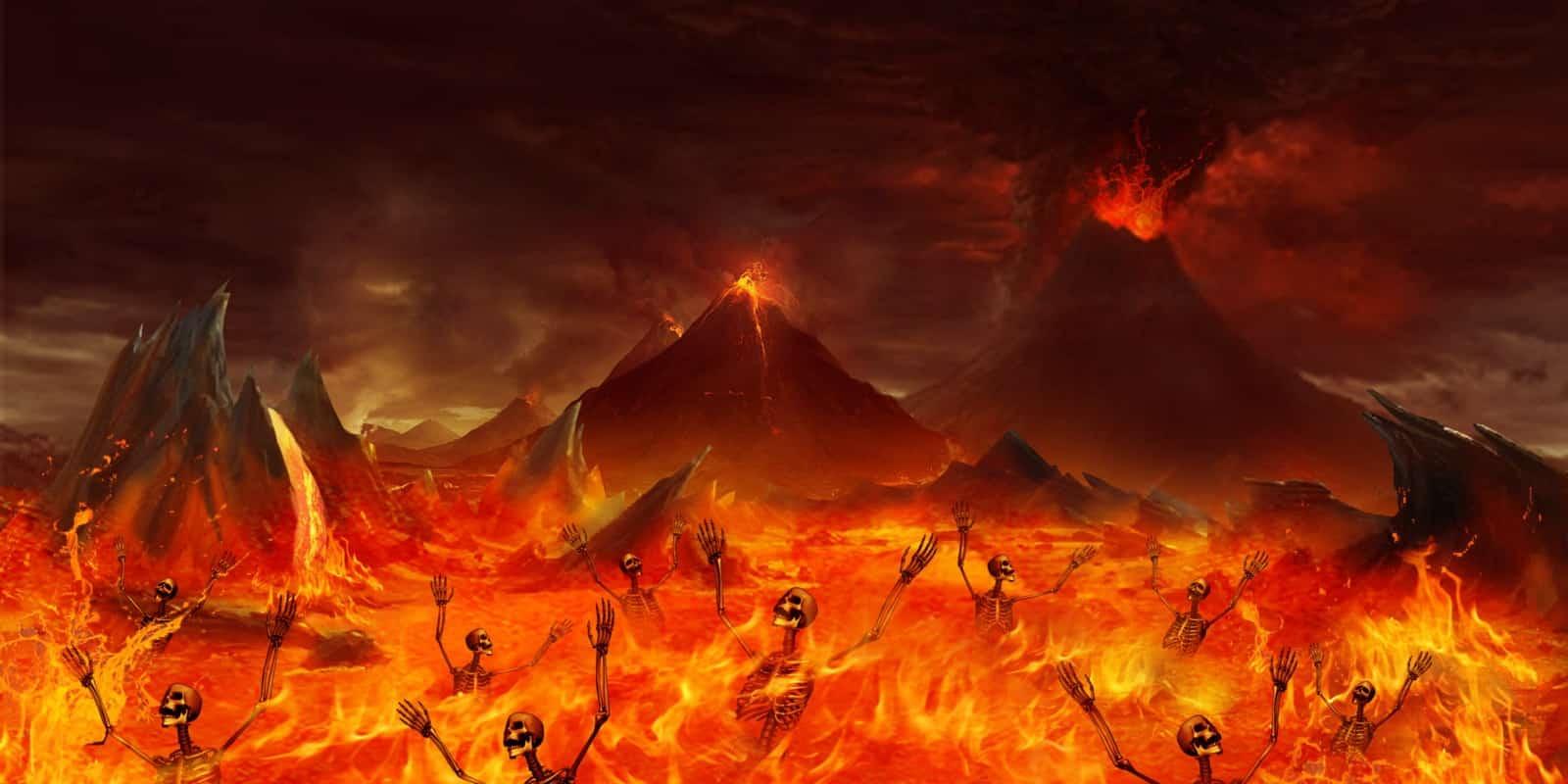 Inferno - o que diz a religião e a filosofia sobre o ambiente de dor e pecado