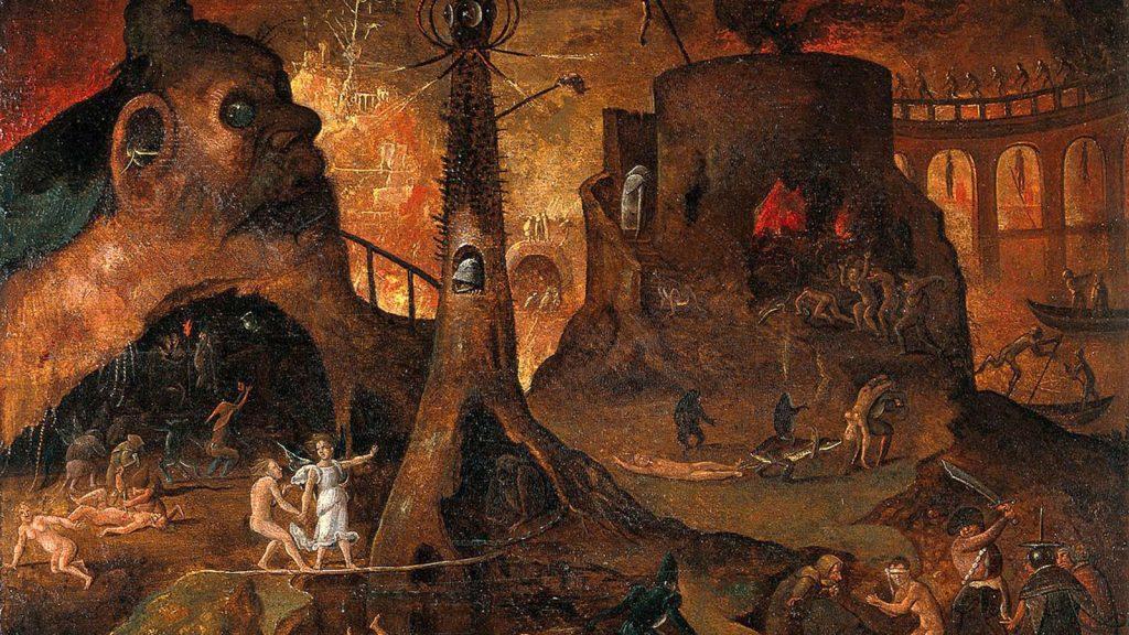 Inferno – O que diz a religião e a filosofia sobre o local de dor e pecado