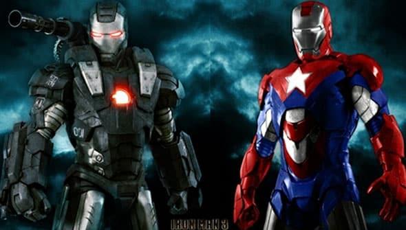 Patriota de Ferro- História e curiosidades sobre o herói da Marvel
