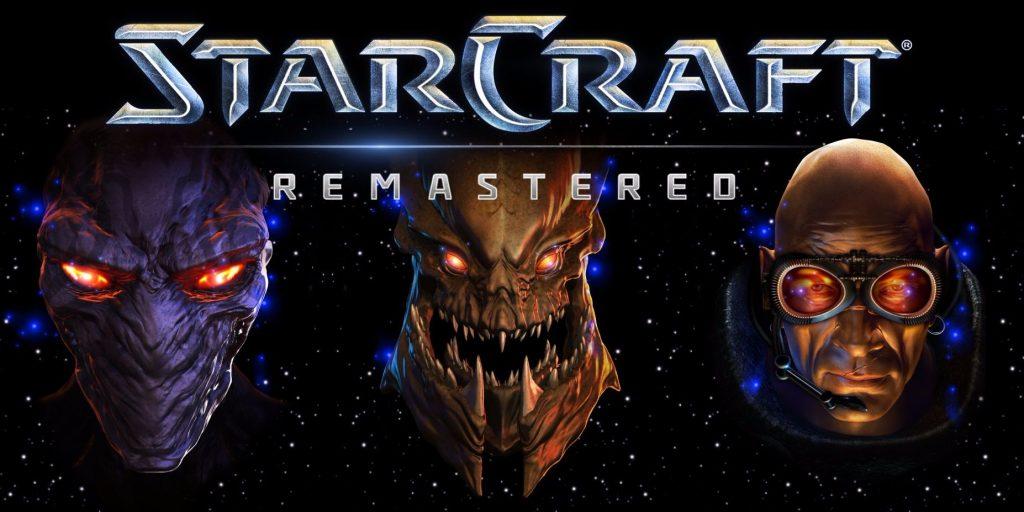 StarCraft - Jogo game versão renovada