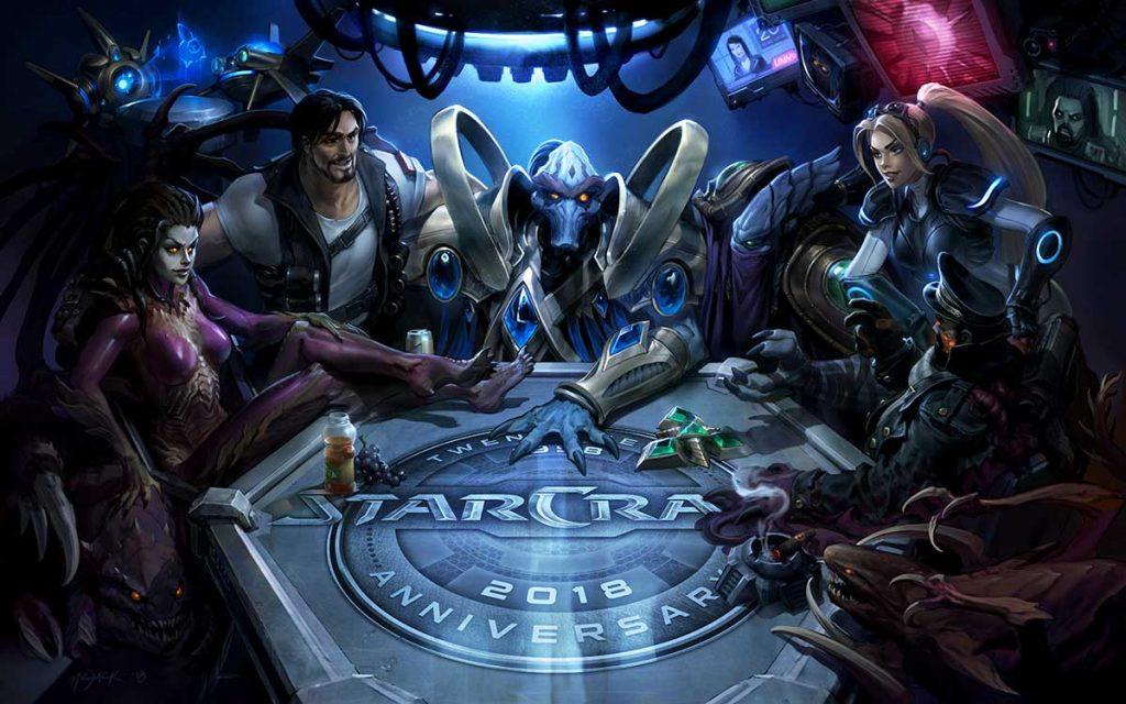 StarCraft II - Competição mundial