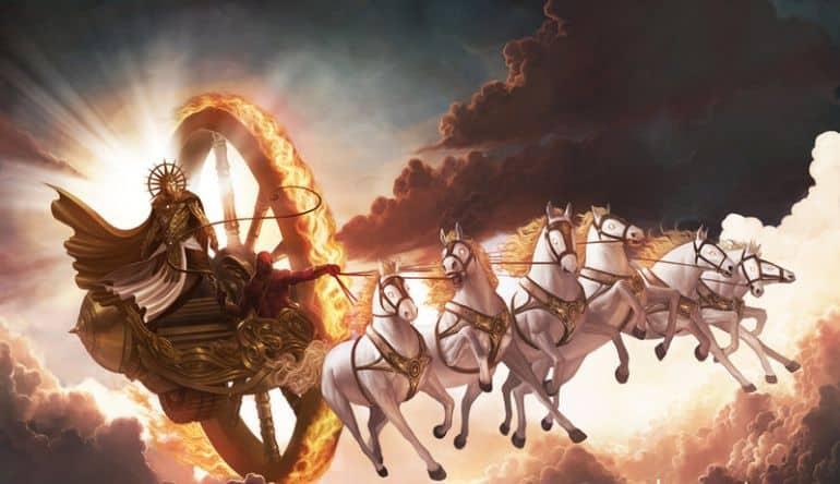 Surya – História e características do deus hindu do sol