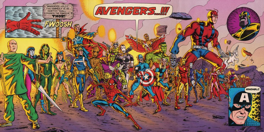 Vingadores – História e principais membros da super-equipe da Marvel