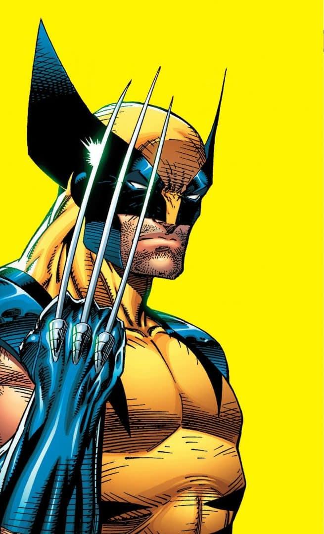 Logan como Wolverine