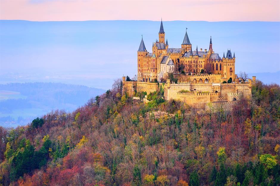 Castelos - 36 construções mais impressionantes ao redor do mundo