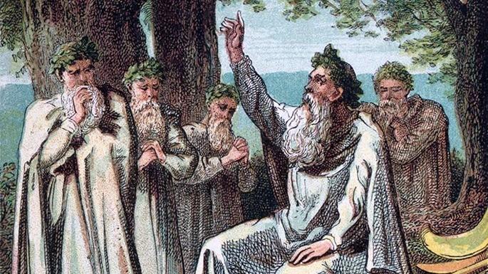 Druida, o que é? História e origem dos intelectuais celtas