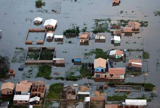 Enchentes - principais causas de inundações e histórico no Brasil