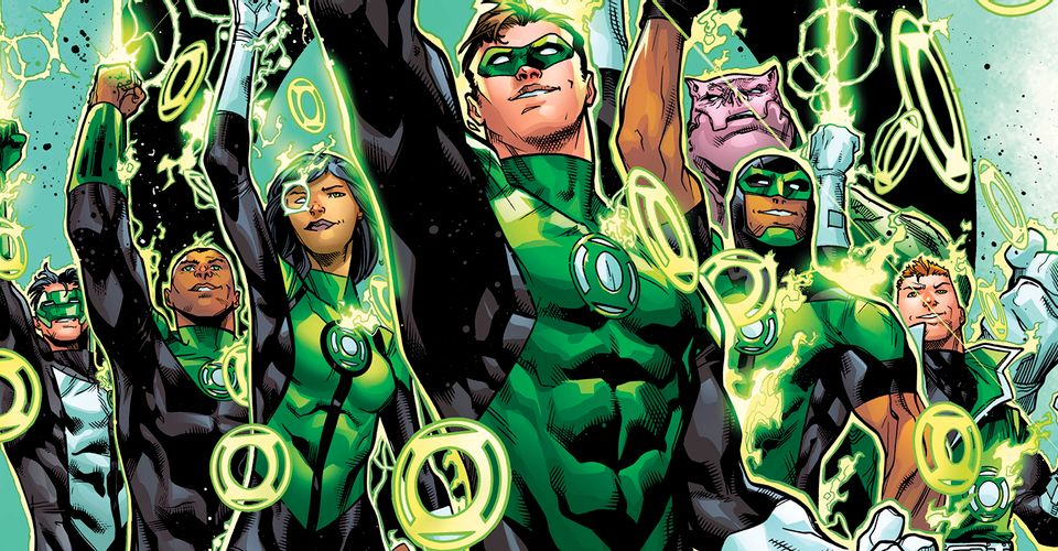 Lanterna Verde - origem, poderes e heróis que adotaram o nome