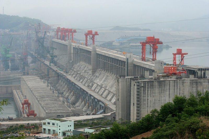 Maiores hidrelétricas do mundo, quais são? 10 maiores do mundo