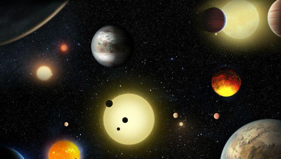 Nome dos planetas – Origem, história e relação com a mitologia