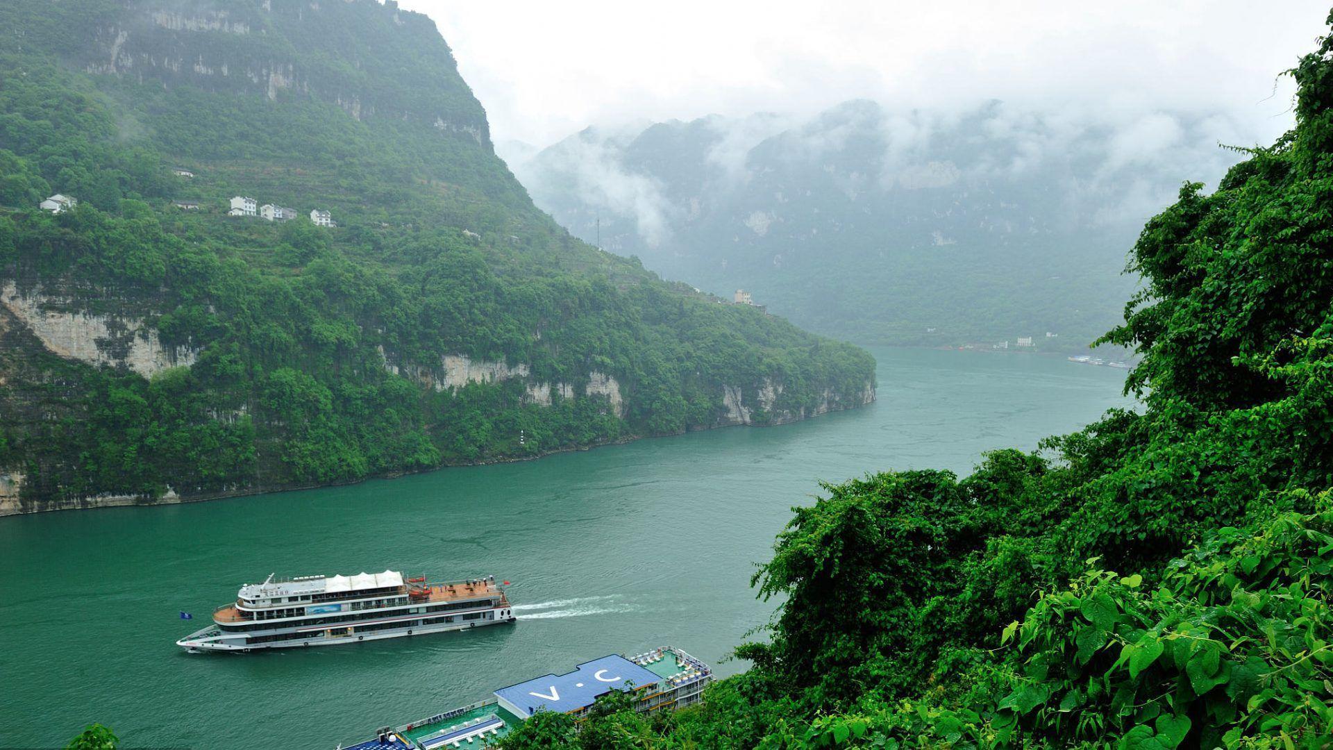 Três Gargantas - o que é e como funciona a maior hidrelétrica do mundo