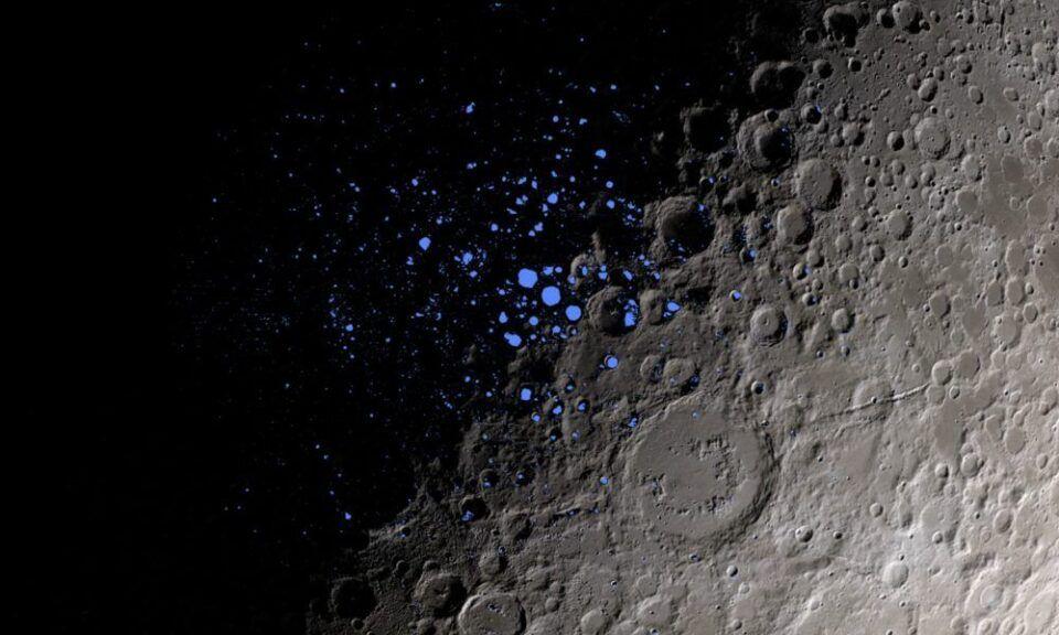 Água na Lua – Estudo da Nasa, comprovação e importância