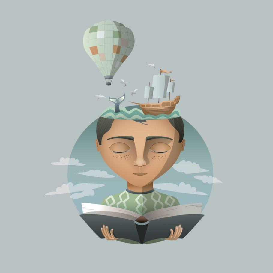 Benefícios da leitura - Os motivos para se tornar um leitor assíduo