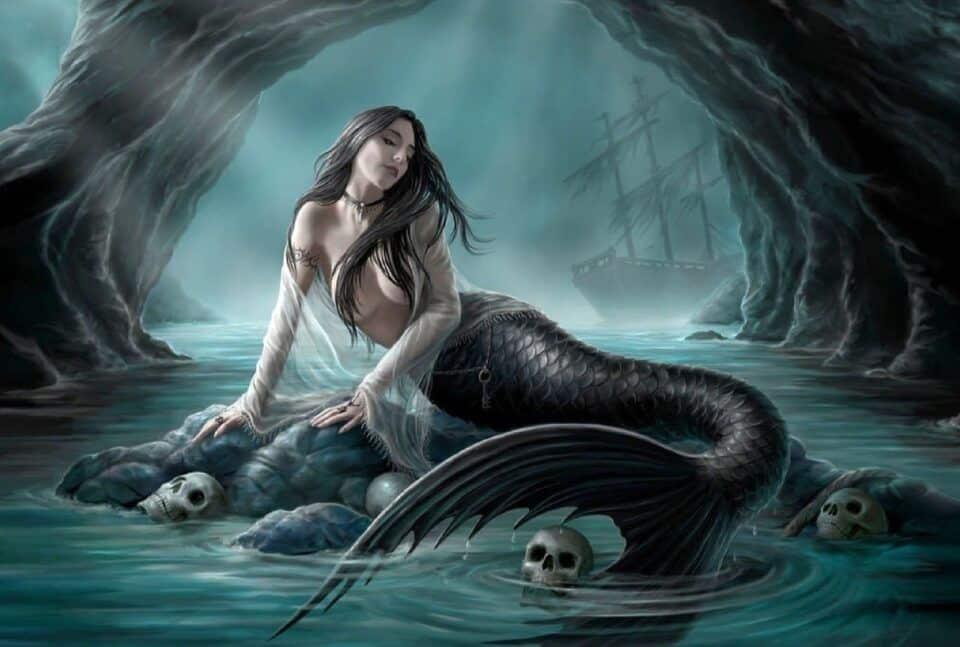 Lenda da Iara – Quem foi a famosa sereia do folclore brasileiro
