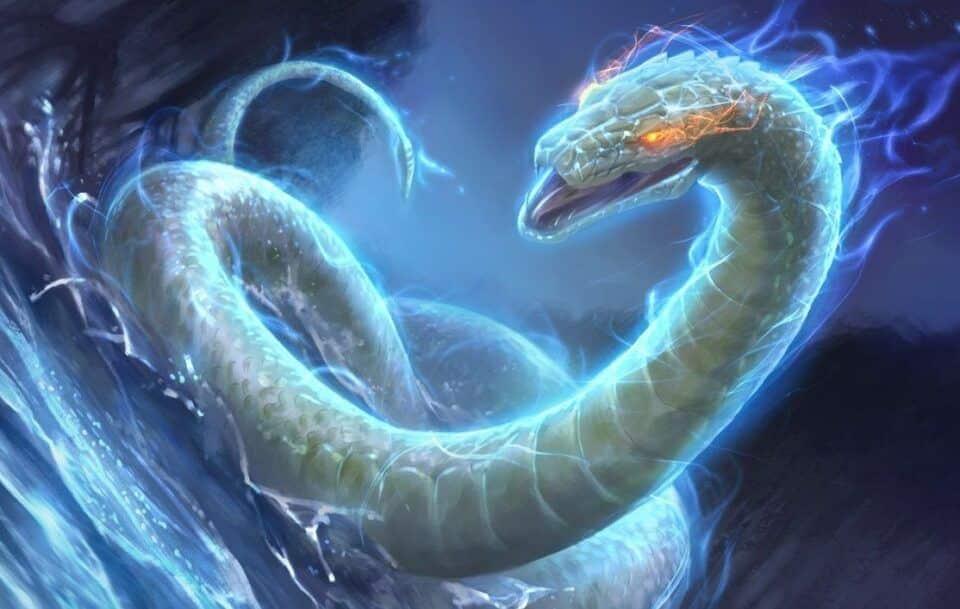 Lenda do Boitatá – A história da cobra de fogo que protege florestas