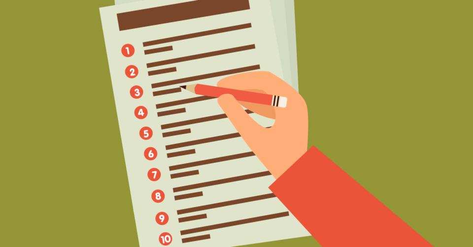 Listas funcionam? Como fazer e  6 ideias para facilitar o dia a dia
