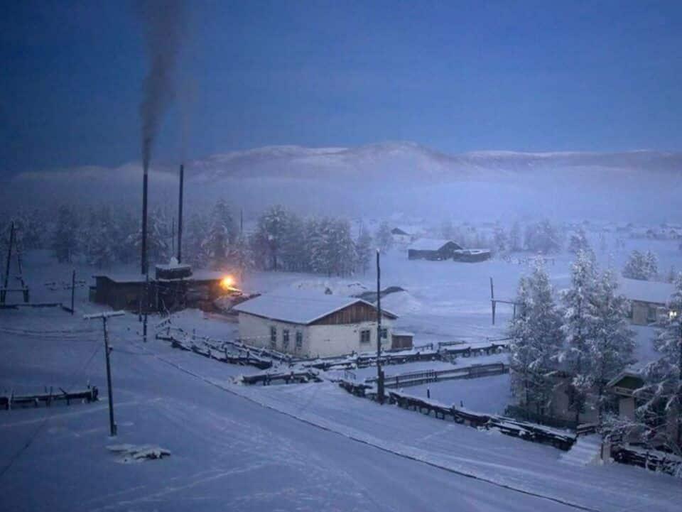 Oymyakon, onde fica? A vida na cidade mais fria do planeta