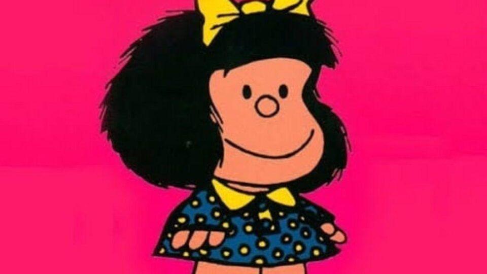 Tirinhas da Mafalda – 17 histórias da personagem para fazer pensar